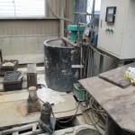 バレル研磨後の汚水PH調整機 (2)